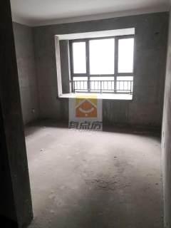 正和·紫荆城亲和园3室2厅2卫134m²毛坯现房,带车位