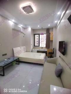 郑州商学院附近 建业百城天地 精装一房 可短租