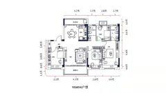 (巩义市)巩义碧桂园4室2厅2卫3000元/月140m²出租